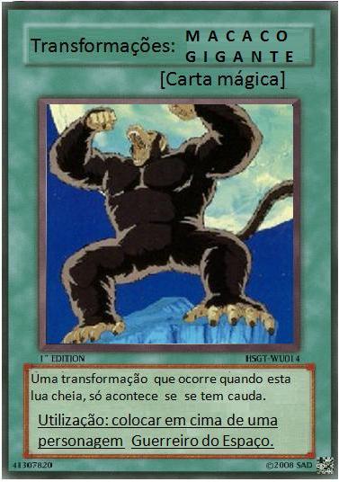 card-oozaru