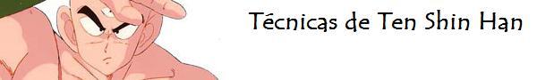 Técnicas de Ten Shin Han